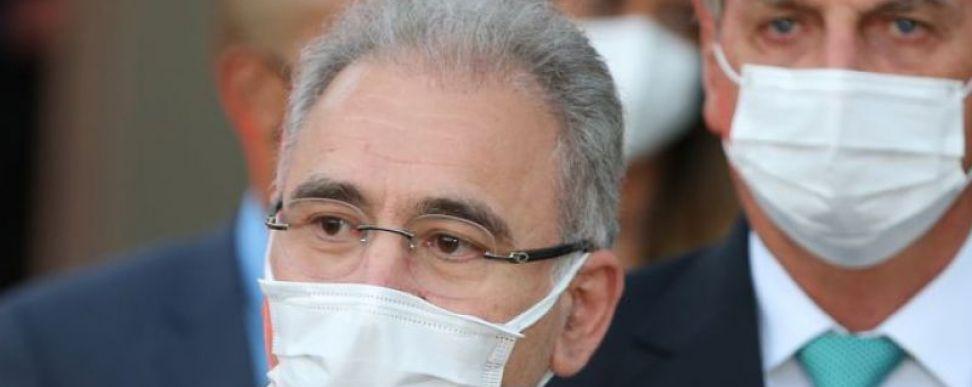 Em sua cidade natal, Queiroga afirma que Bolsonaro vai 'matar a sede do povo do sertão'