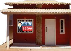 Propaganda eleitoral em bens particulares deve ser removida até 29 de dezembro
