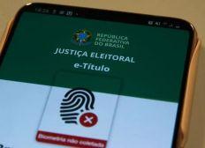 Eleitor pode justificar ausência no primeiro turno até quinta-feira