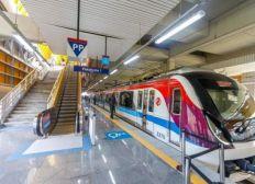 Tarifas do metrô e ônibus metropolitanos serão reajustadas nesta terça-feira (27)