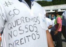 Rodoviários decidem entrar em greve a partir desta sexta-feira (30)