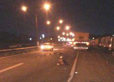 Feira de Santana: entregador morre após ser atropelado em acidente na BR-324