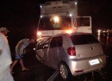 Casal morre em acidente no Centro Sul Baiano