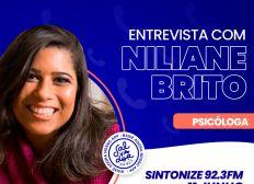 Ligação Direta recebe a psicóloga Niliane Brito nesta sexta-feira (11)