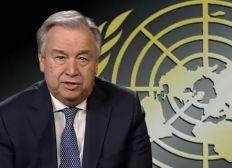 Guterres inicia segundo mandato como secretário-geral da ONU