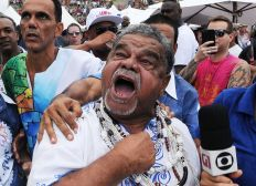 Diretor de carnaval carioca morre vítima da Covid-19