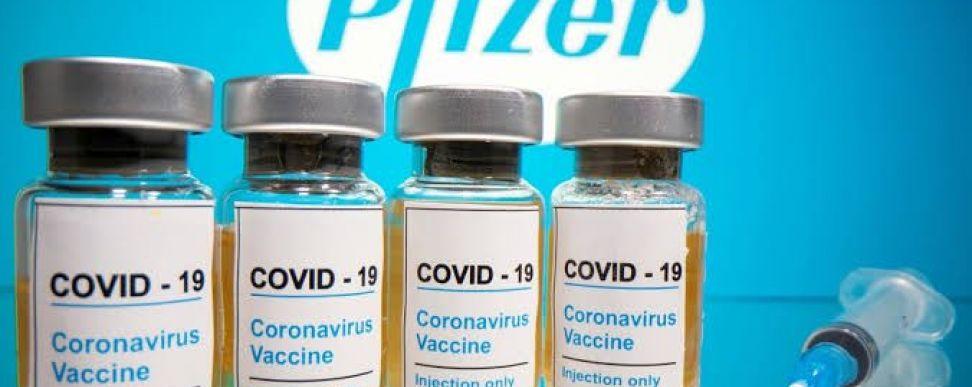Brasil recebe lote de vacinas da Pfizer pelo consórcio Covax Facility