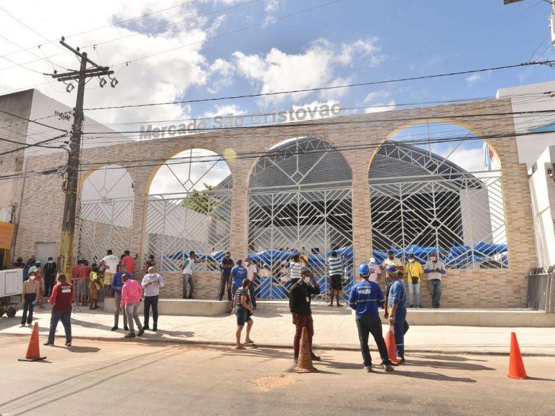 Mercados municipais funcionam em horário especial no São João (24)