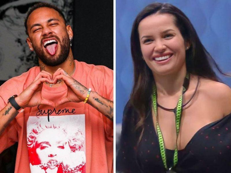 Juliette cobra presente de Neymar nas redes sociais