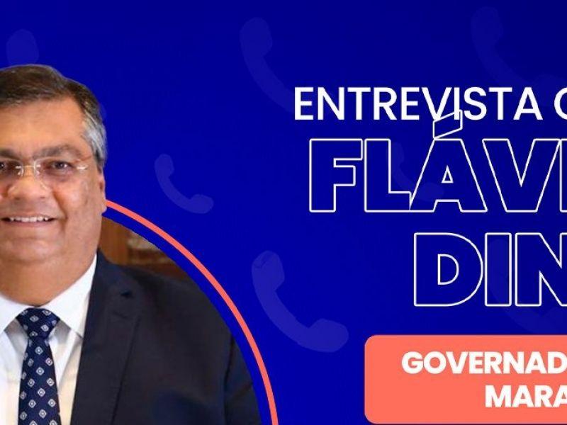 Ligação Direta recebe o governador do Maranhão, Flávio Dino nesta sexta-feira (23)