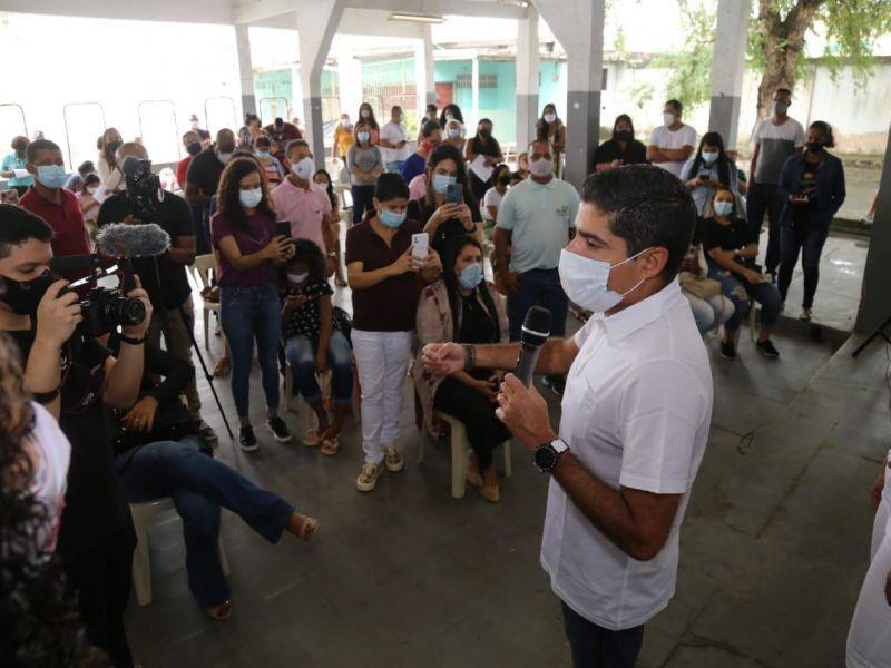 """""""As mulheres têm um papel preponderante na construção do futuro da Bahia"""", diz ACM Neto"""