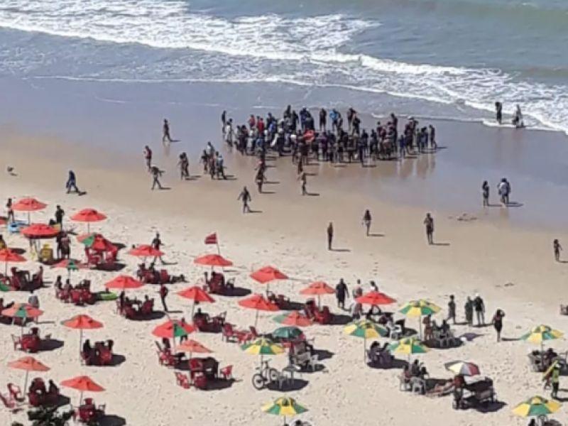 Homem é ferido por ataque de tubarão em praia de Recife