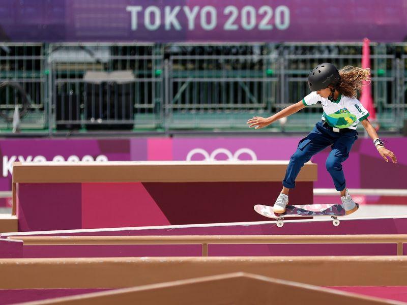 Olimpíadas: Rayssa Leal conquista segunda medalha de prata para o Brasil
