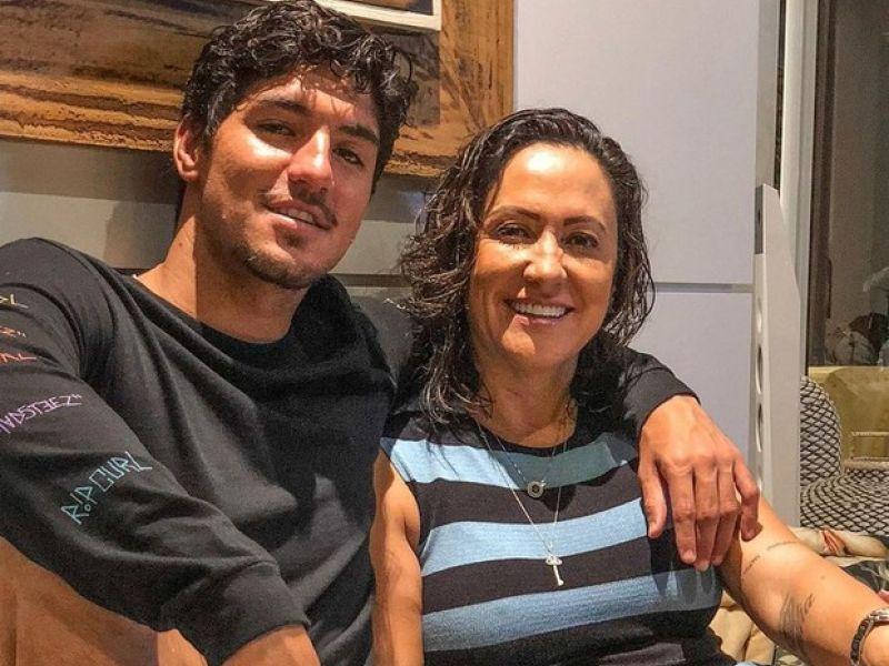 Olimpíadas: Mãe de Gabriel Medina ignora filho em jogos e detona Yasmin Brunet
