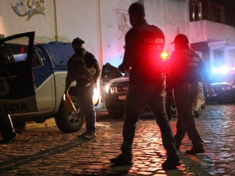 7ª Coorpin prende suspeito de homicídio