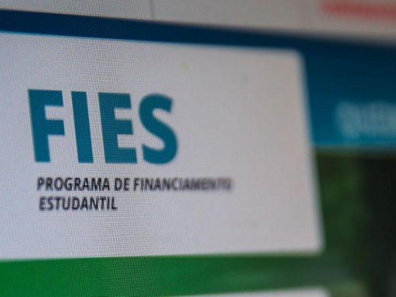 Fies abre inscrições para segundo semestre de 2021 nesta terça-feira (27)
