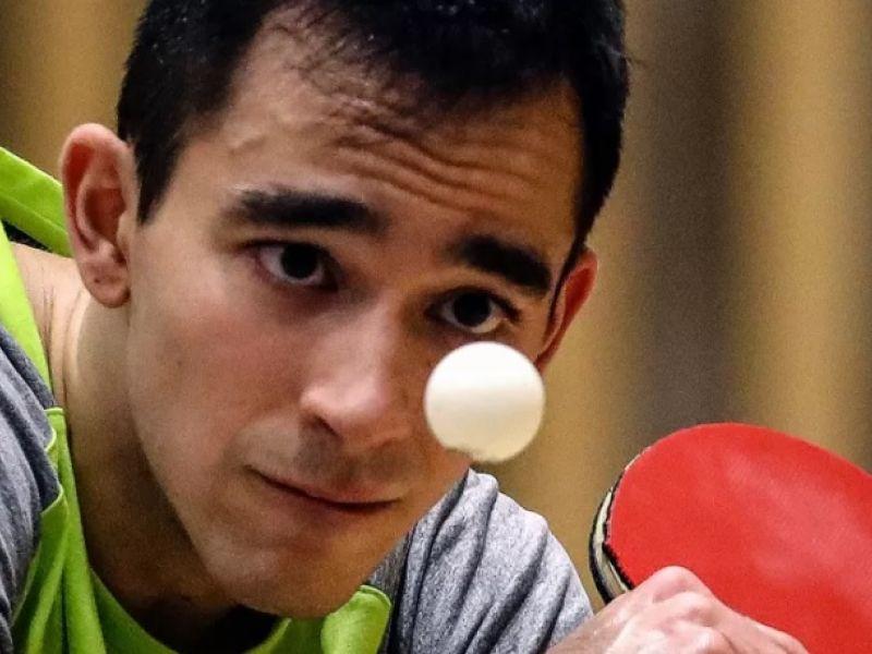 Olímpiadas: Hugo Calderano faz história e está nas quartas de final do tênis de mesa