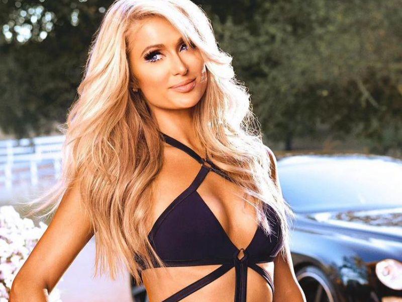 Paris Hilton está grávida do primeiro filho, afirma site