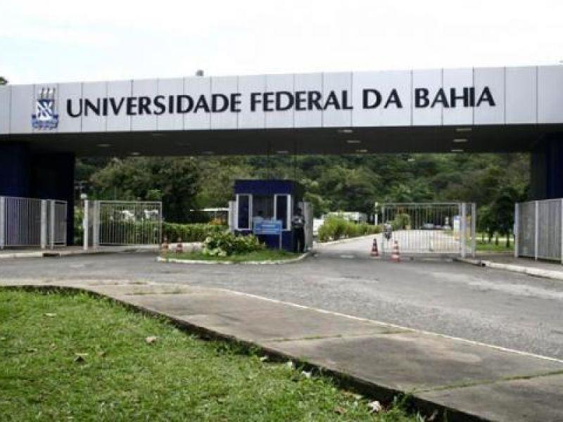 Ufba é invadida por cinco homens armados