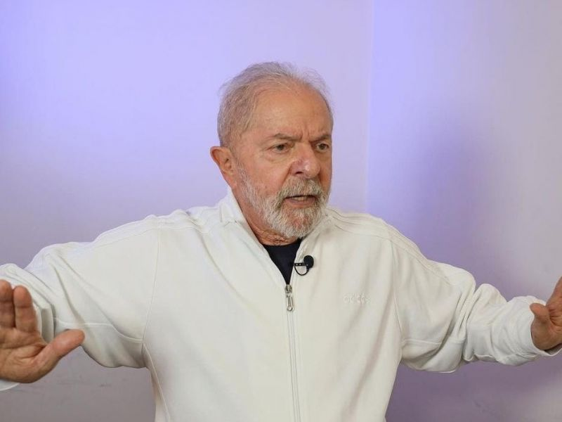Lula sonda Márcio França para ser seu vice na chapa à presidência, diz site