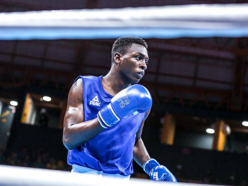 Baiano de Sapeaçu, Keno Marley passa para quartas de final no boxe