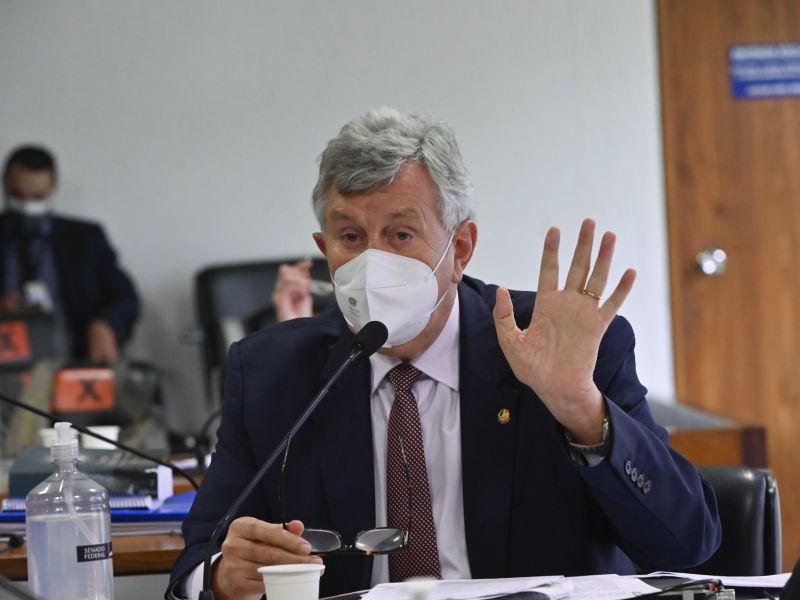 Heinze, que cita Mia Khalifa, assume titularidade na CPI da Covid