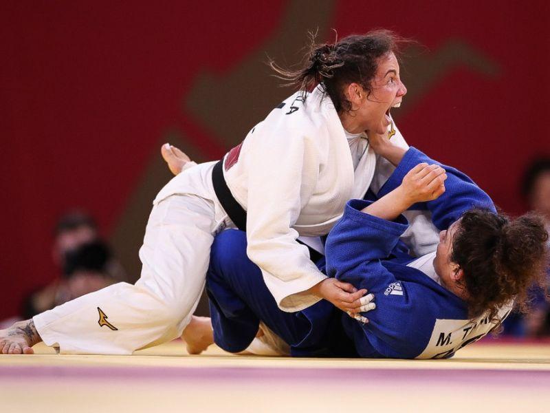 Após polêmica em luta, Maria Portela é eliminada das Olimpíadas