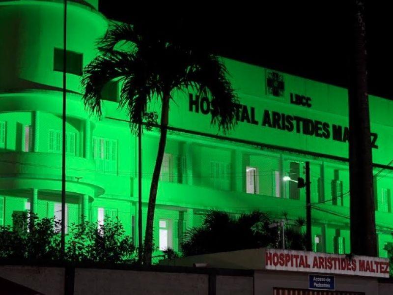 Julho Verde: Salvador ganha iluminação temática