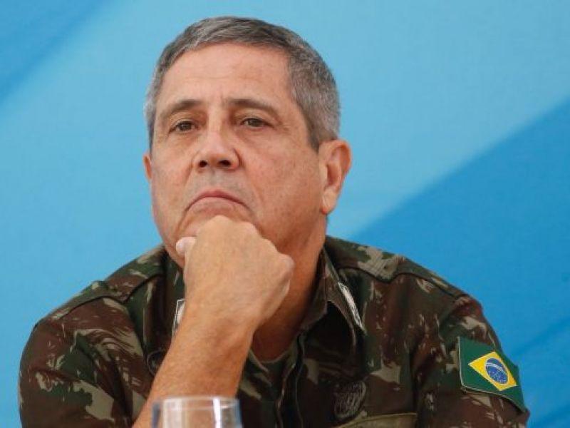 Em suposta ameaça Braga Netto prevê impedir Eleições 2022 caso não seja aprovado voto impresso