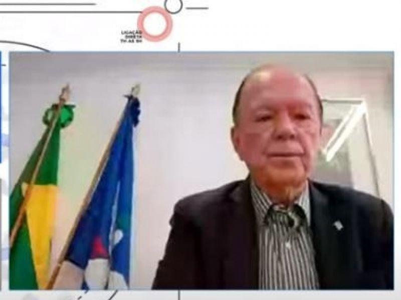 João Leão diz que Rui 'escorregou' ao sugerir debandada no PP e elogia Ciro Nogueira: 'Um democrata'