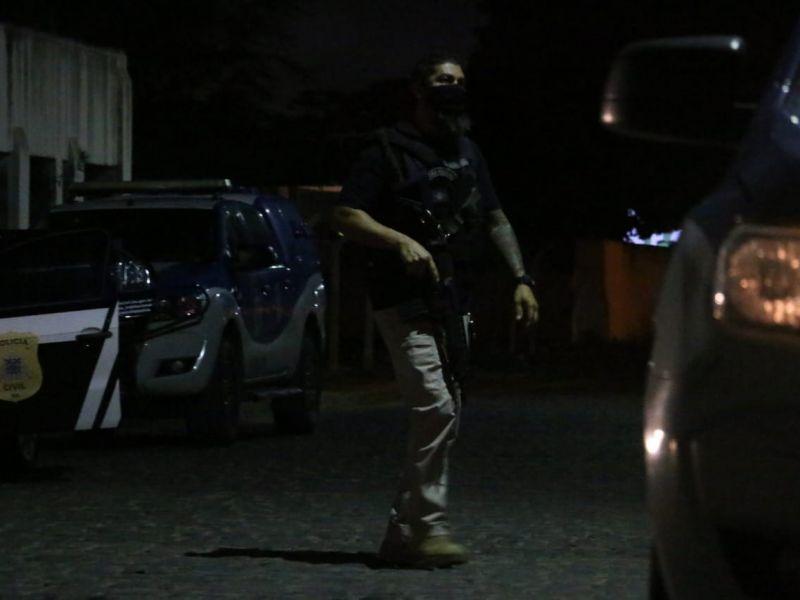 Procurado por matar ex-companheira é localizado em Brasília