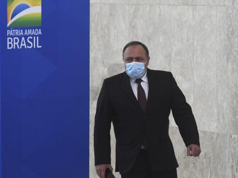 Pazuello diz à PF que Bolsonaro lhe pediu para apurar denúncias sobre a aquisição da Covaxin