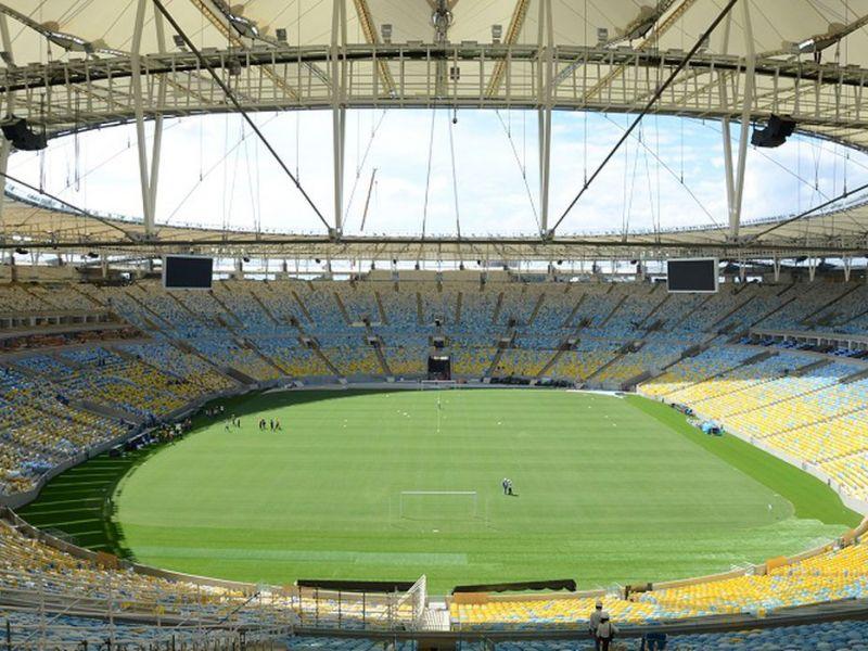Prefeitura do Rio prevê liberar 50% do público em estádios