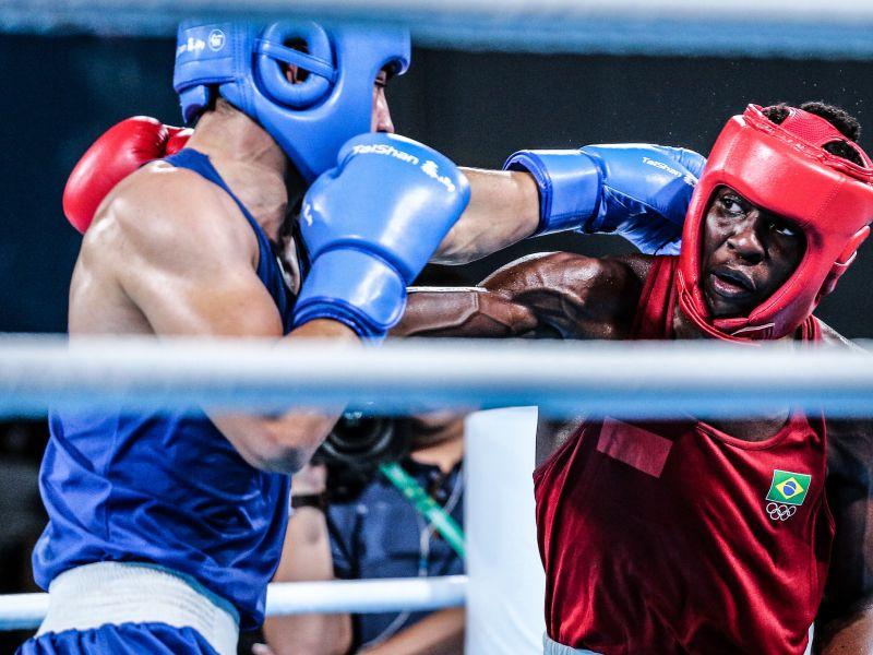 Olimpíadas 2020: Keno Marley perde luta contra britânico e é eliminado dos jogos