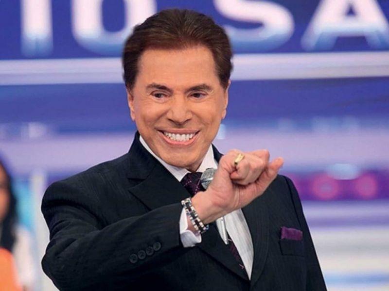 Com frio, Silvio Santos cancela ida ao SBT