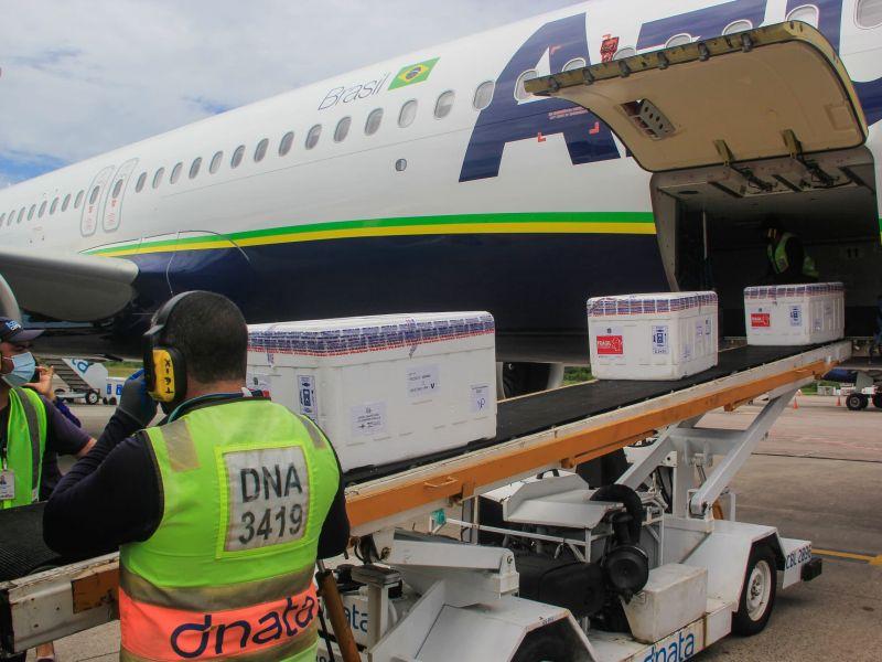 Butantan entrega mais 1,2 milhões de doses da Coronavac nesta sexta-feira