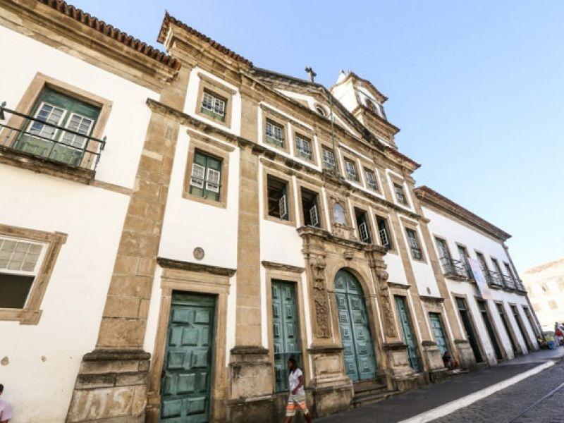 Prefeitura promove recuperação e ampliação do Museu da Santa Casa