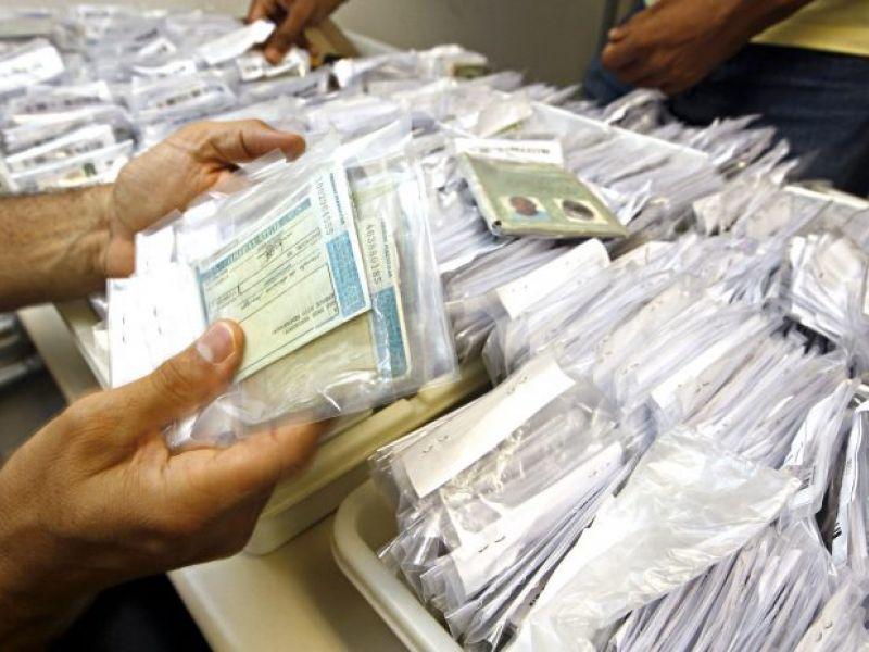 SAC detém quase 108 mil documentos para serem retirados pela população