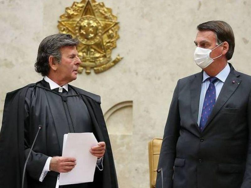 Fux vai responder aos ataques de Bolsonaro, afirma Lauro Jardim