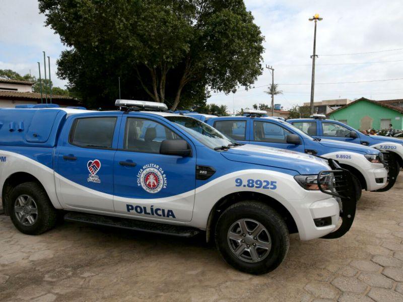 Polícia Civil prende Idoso suspeito de estuprar quatro netas no interior da Bahia