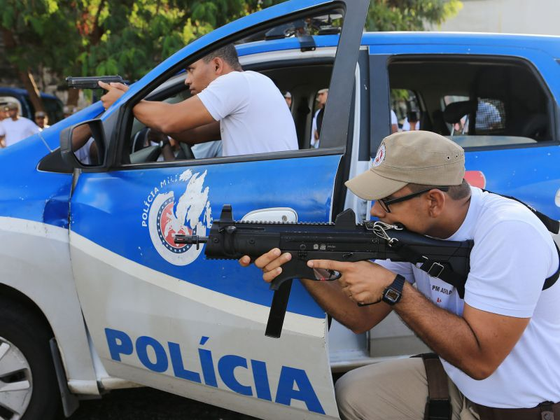 Cinco homens são mortos em Camaçari em uma noite