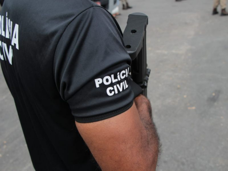 Homem apontado como líder do tráfico em Guanambi é preso pela Polícia Civil