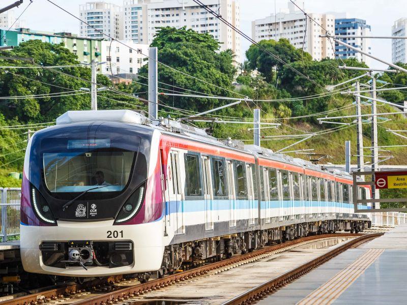 CCR Metrô Bahia abre processo seletivo para três vagas
