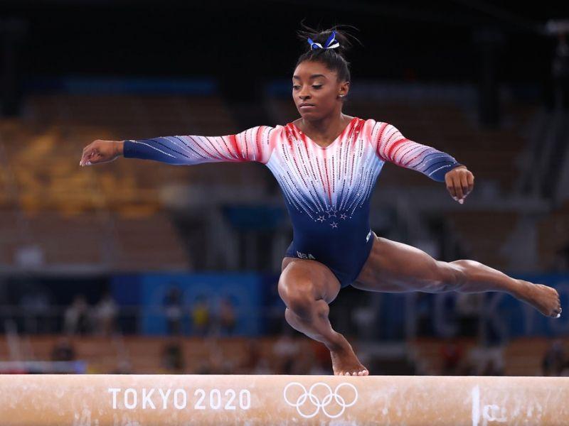 Olimpíadas: Simone Biles leva bronze em seu retorno aos jogos de Tóquio