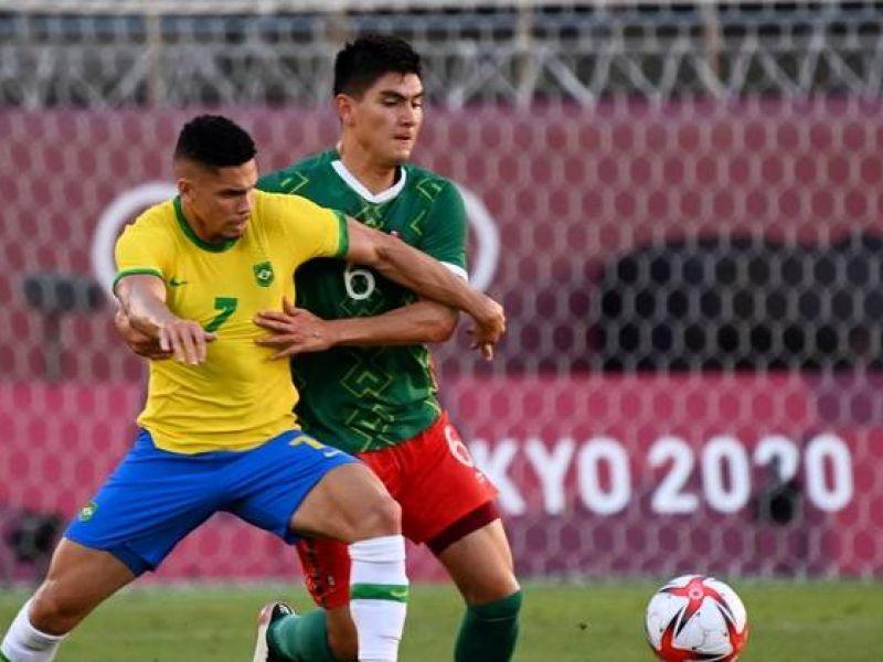 Olimpíadas: Brasil vence México e se classifica para finais dos jogos