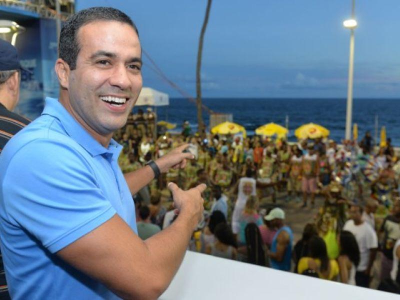 'Vamos ter Carnaval em 2022 sim', confirma Bruno Reis sobre festas caso todos acima de 12 anos estejam vacinados