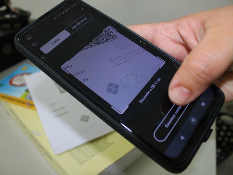 Detran-BA já disponibiliza pagamento de taxas pelo PIX
