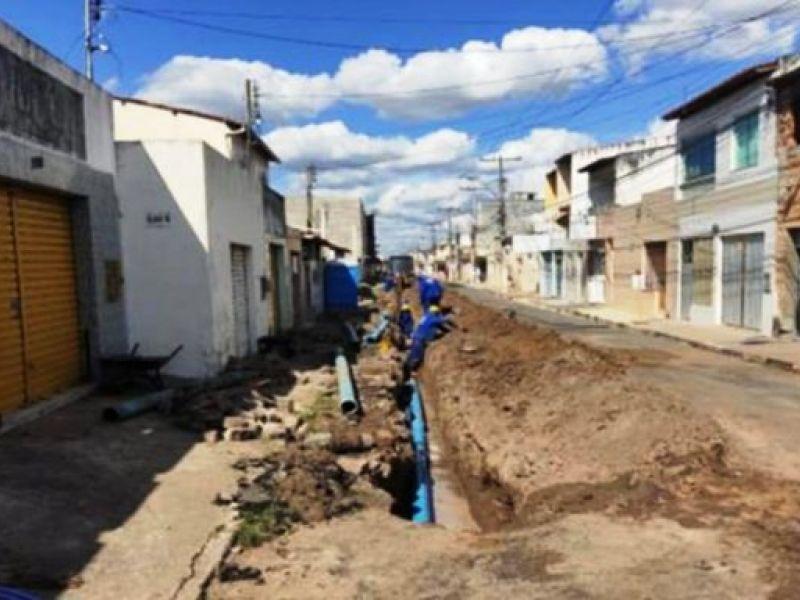 Governo promove uma série de melhorias no abastecimento de água em Feira de Santana