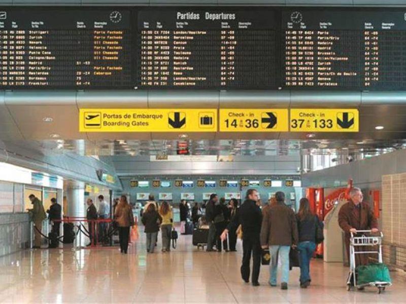 Portugal libera entrada de turistas brasileiros