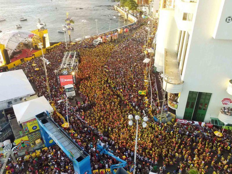 Carnaval de Salvador em 3 meses: prefeito diz que tem condições de realizar festa no ano que vem